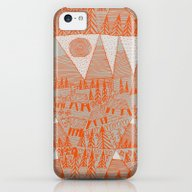 Evening On The High Past… iPhone 5c Slim Case