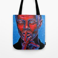 D.B. by carographic Tote Bag