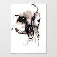 Cygnet Canvas Print
