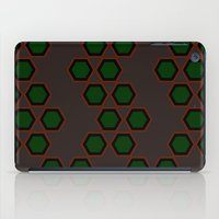 Moroccan Style Pink. iPad Case