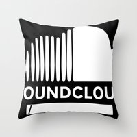 Share Your Cloud With Th… Throw Pillow
