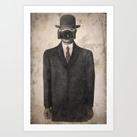 Son of Photographer Art Print