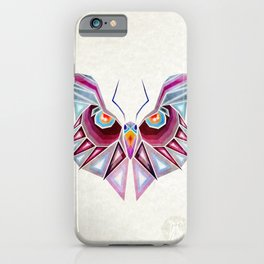 iPhone & iPod Case - owl or butterfly? - Manoou