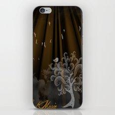 Soul Music iPhone & iPod Skin