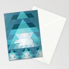Polar Stationery Cards