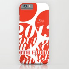 King of the Mountains: Tour de France 2013 iPhone 6 Slim Case