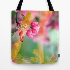 Danse du Printemps Tote Bag