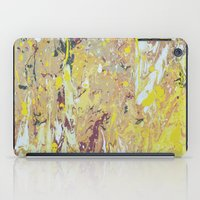 March Rain iPad Case