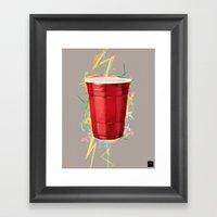 Solo Dolo Framed Art Print
