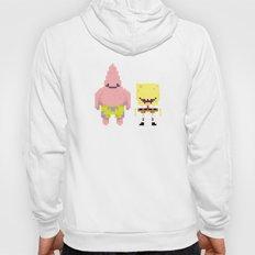 A Sponge & Starfish Hoody