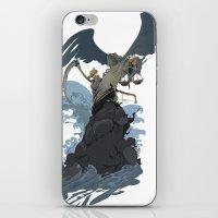 GRIM SURF iPhone & iPod Skin