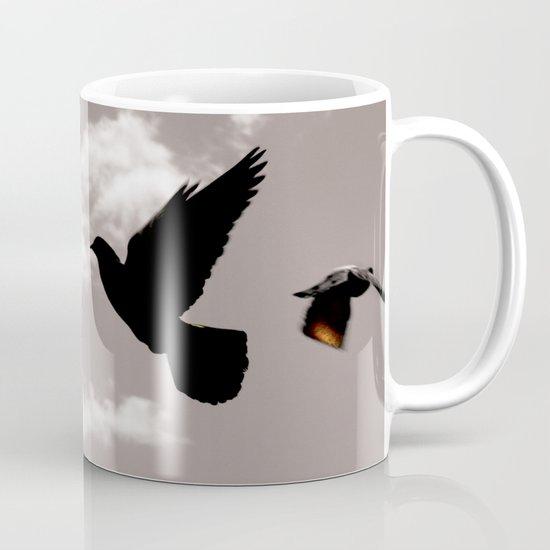 Flock of Birds Mug