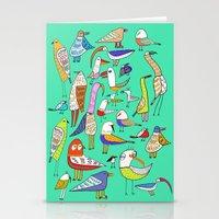 Tweet Tweet Tweet. Stationery Cards