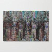 Tentative Outcome Result… Canvas Print