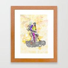 Appolon Framed Art Print