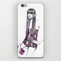 Tropic mood  iPhone & iPod Skin