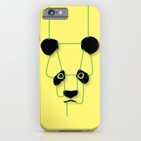 iPhone & iPod Case featuring Panda by youfor