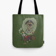 Pie-Red Tote Bag