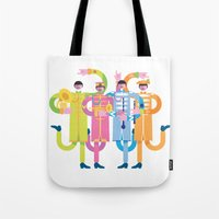 Sgt. Peppers Reloaded Tote Bag