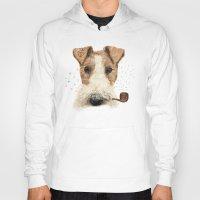 Fox Terrier Sailor Hoody