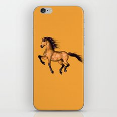 HORSE-Prairie dancer iPhone & iPod Skin