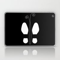 Shoes-Butterfly Laptop & iPad Skin