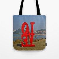 EVOL Tote Bag