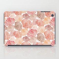 Mid Shells: Pink corals iPad Case