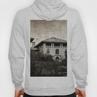 Plymouth County Hospital Front facade Hoody