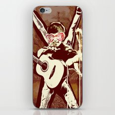 Puppetmaster iPhone & iPod Skin
