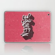 Can You Dig It? Laptop & iPad Skin