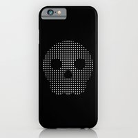 iPhone & iPod Case featuring skulls in black by not so popular