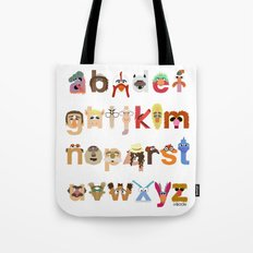 The Great Muppet Alphabet (the sequel) Tote Bag