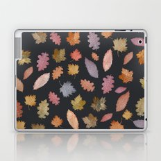 october leaves Laptop & iPad Skin