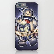 WHO Ya Gonna Call iPhone 6 Slim Case