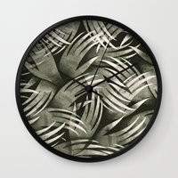 In The Icy Air Of Night … Wall Clock