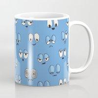 All Eyes On You Mug