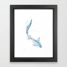 Phantom One Framed Art Print