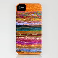 Indian Colors iPhone (4, 4s) Slim Case