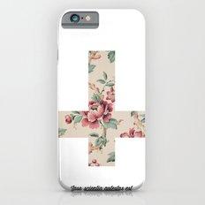 Flower Cross Slim Case iPhone 6s
