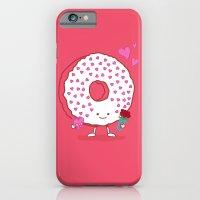 The Donut Valentine iPhone 6 Slim Case