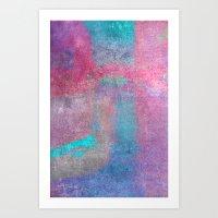MURO Art Print