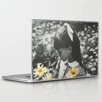lights Laptop & iPad Skins featuring Lights by Sarah Eisenlohr