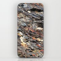 Rocky Mountain Texture  iPhone & iPod Skin