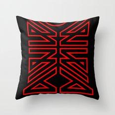 Energija Throw Pillow