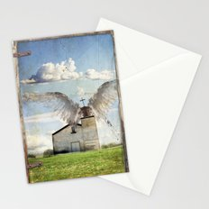 Archangel Azrael Stationery Cards