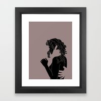 This Is My Truth Tell Me… Framed Art Print