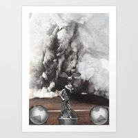Not From This World Art Print