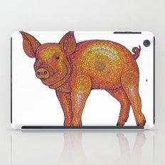 Patterned Piglet iPad Case