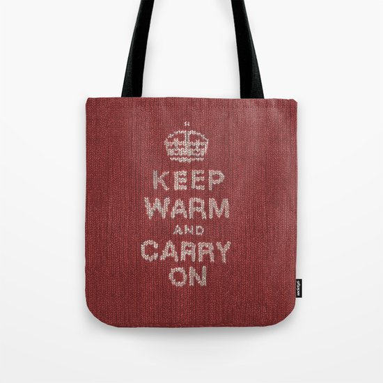 Winter Lovers I Tote Bag
